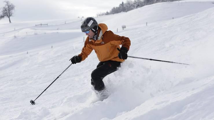 Ab auf die Ski!