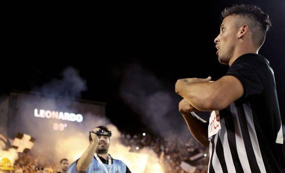 Kam wie Mariani neu: Leonardo, der mit Partizan Belgrad 2017 das Double gewann und Torschützenkönig in Serbien wurde.
