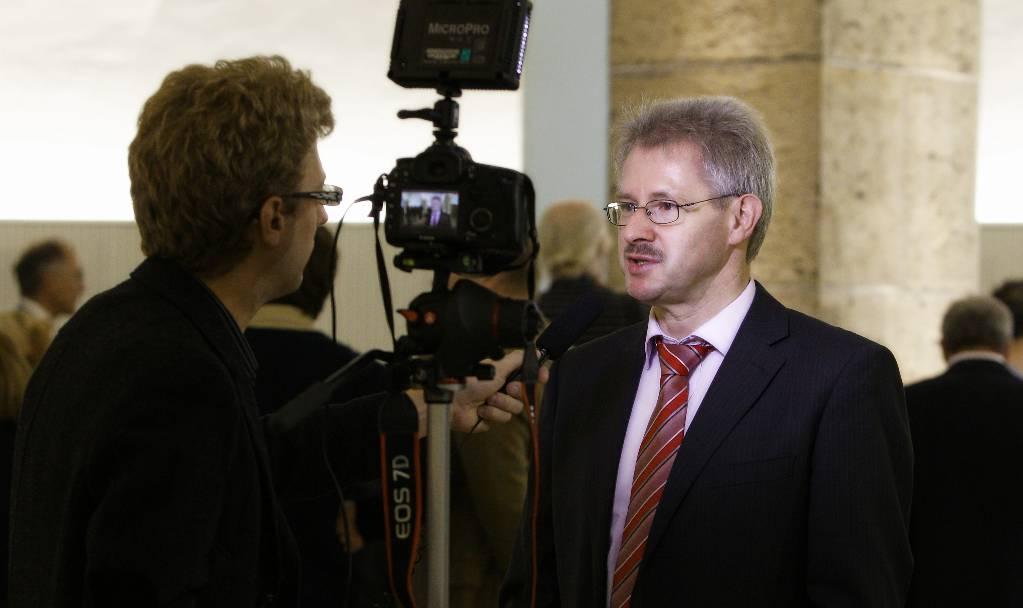 Erste Reaktion von Ständeratskandidat Kurt Schmid (CVP/AG)