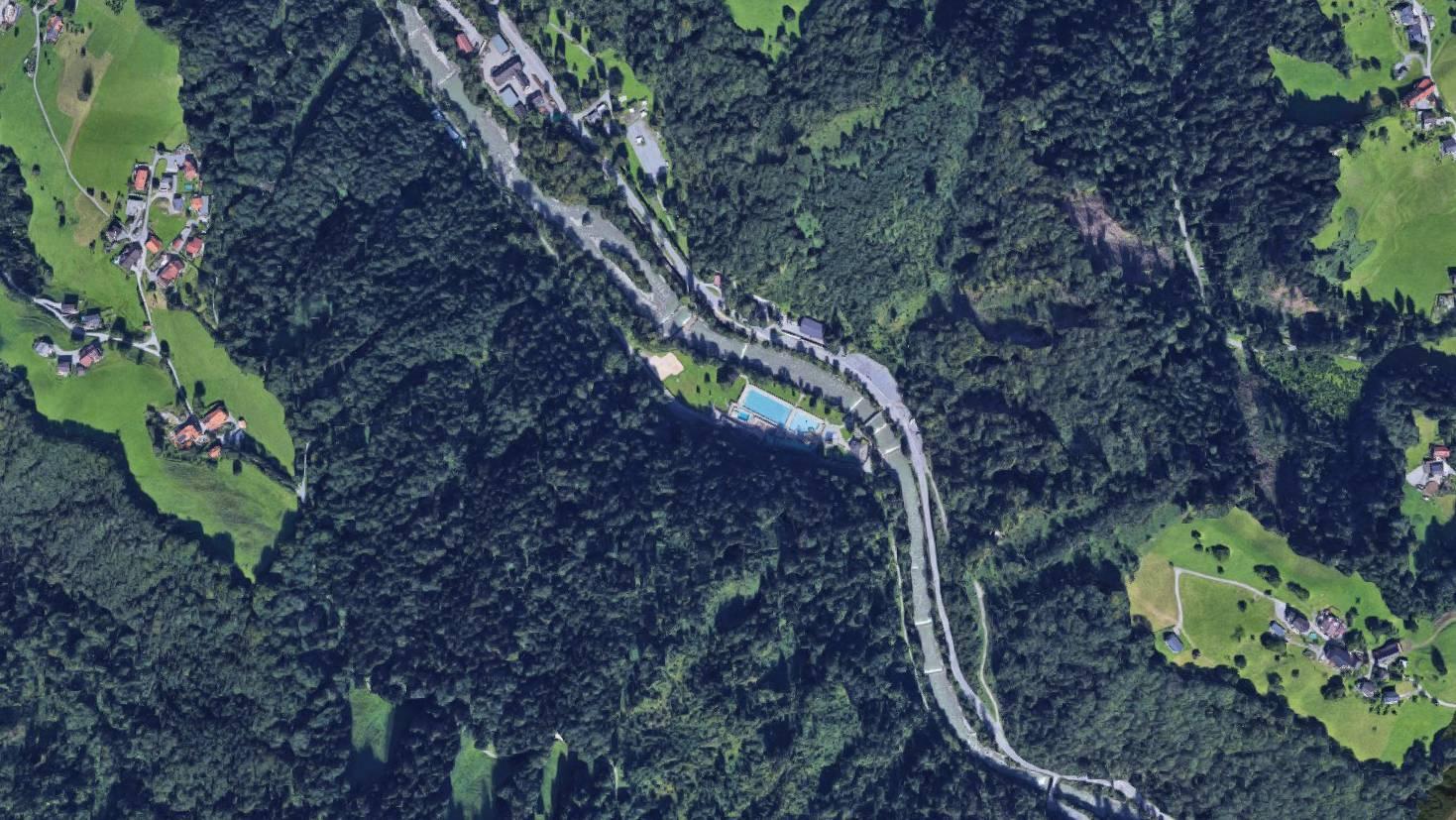 Ausschnitt Google Maps