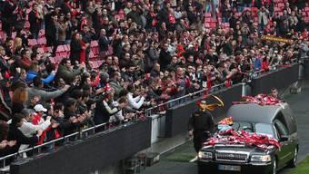 Benfica ehrt verstorbene Legende Eusebio