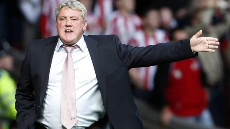Steve Bruce kehrt als Trainer in die Premier League zurück
