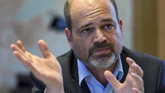 """""""Höchst bedauerlich"""": Genfs Stadtpräsident Sami Kanaan zur Spesenaffäre in der Regierung. (Archivbild)"""