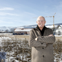 Gérald Steiner, Präsident des Conseil Général von Haute-Sorne, will das Bohrloch verhindern.