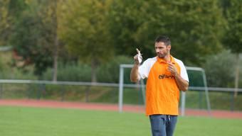 «Die Mannschaft hat diszipliniert und clever gespielt» - trotz Niederlage ist Trainer Sergio Colacino nach dem Fussballfest zufrieden.