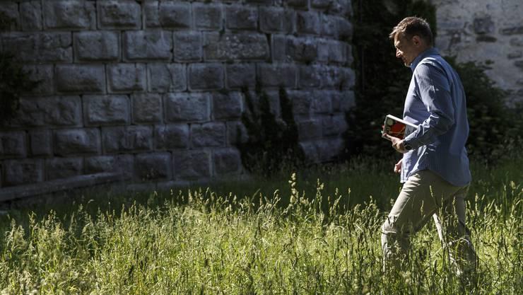 Christof Gasser hat einen weiteren Krimi über Solothurn geschrieben.