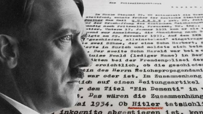 Die Zürcher Stadtpolizei suchte eifrig nach dem Diktator – und verpasste eine historische Chance.