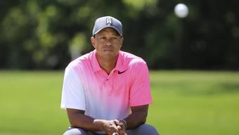 Tiger Woods hat nach Jahren wieder einmal grosse Pläne