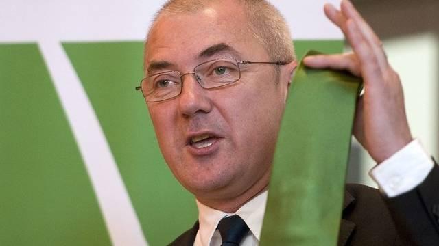 Reber wurde als erster Grüner in die Baselbieter Exekutive gewählt