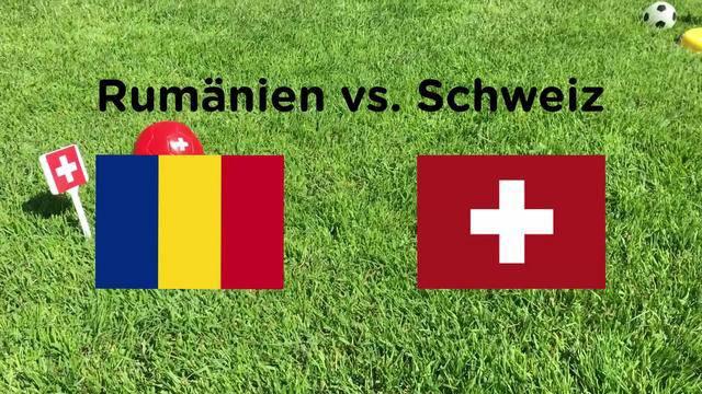EM-Orakel: Rumänien vs. Schweiz