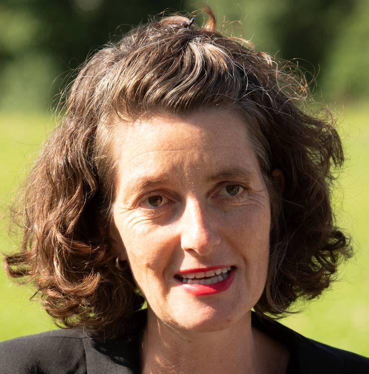 Die Aarauerin Lelia Hunziker ist SP-Grossrätin und Co-Präsidentin des Vereins «Unser Stadion».