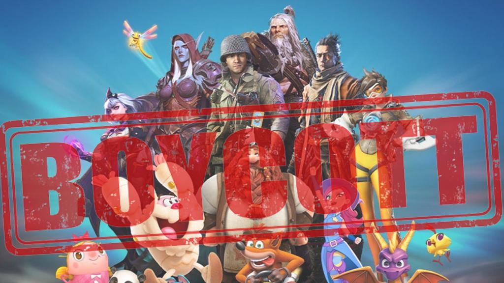Brack boykottiert Videospielkonzern Activision Blizzard
