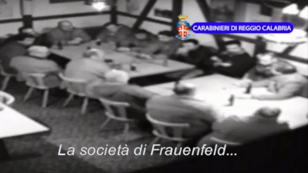Zwei Frauenfelder Mafiosi kommen frei