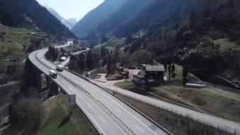 Osterstau: Historisch wenig Verkehr auf der A2
