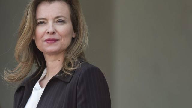 Valérie Trierweiler ist seit Freitag im Spital (Archivbild).