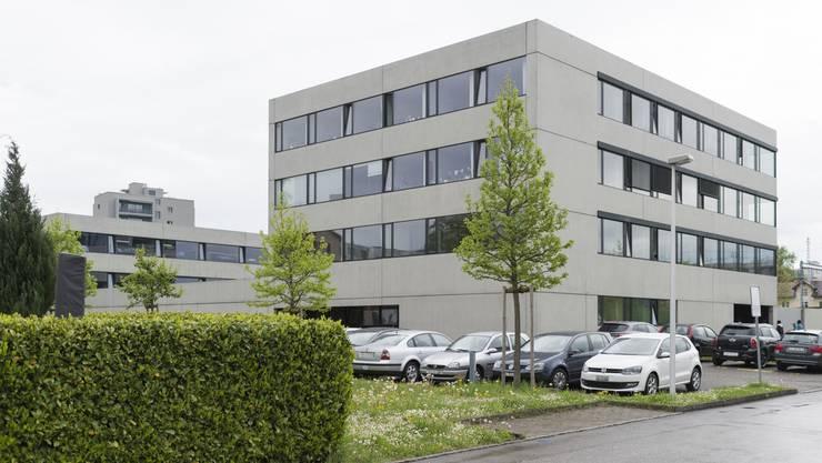 Das Empfangs- und Verfahrenszentrum (EVZ) Kreuzlingen.