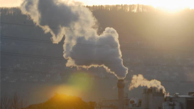 Die Initiative sieht vor, dass eine Reduktion des CO-Ausstosses und Energieverbrauchs angesteuert wird.