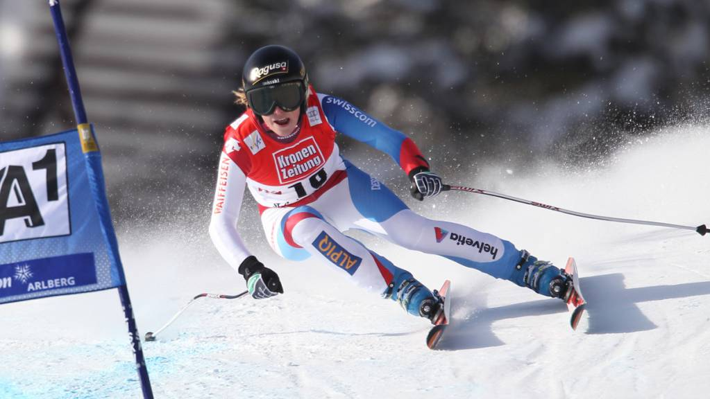 Ersatz gefunden: Lara Gut-Behrami und die Speedspezialistinnen müssen nicht ohne die entfallenen Super-G von St.Moritz auskommen.
