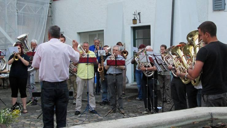 Die Festival-Brass Band