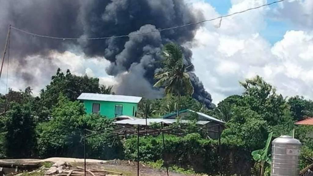 Philippinisches Militärflugzeug mit 96 Insassen abgestürzt