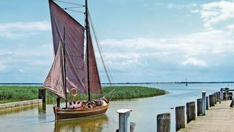 Die hölzernen Zeesenboote prägen die mecklenburgischen und pommerschen Küsten seit Mitte des 19. Jahrhunderts.
