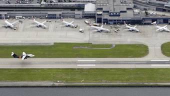 London City Flughafen (Symbolbild)