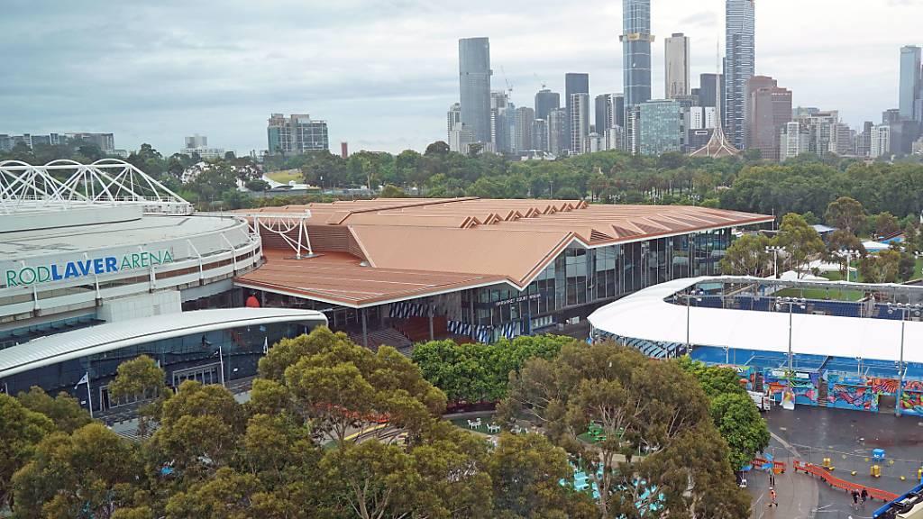 Bis zu 30'000 Zuschauer täglich am Australian Open