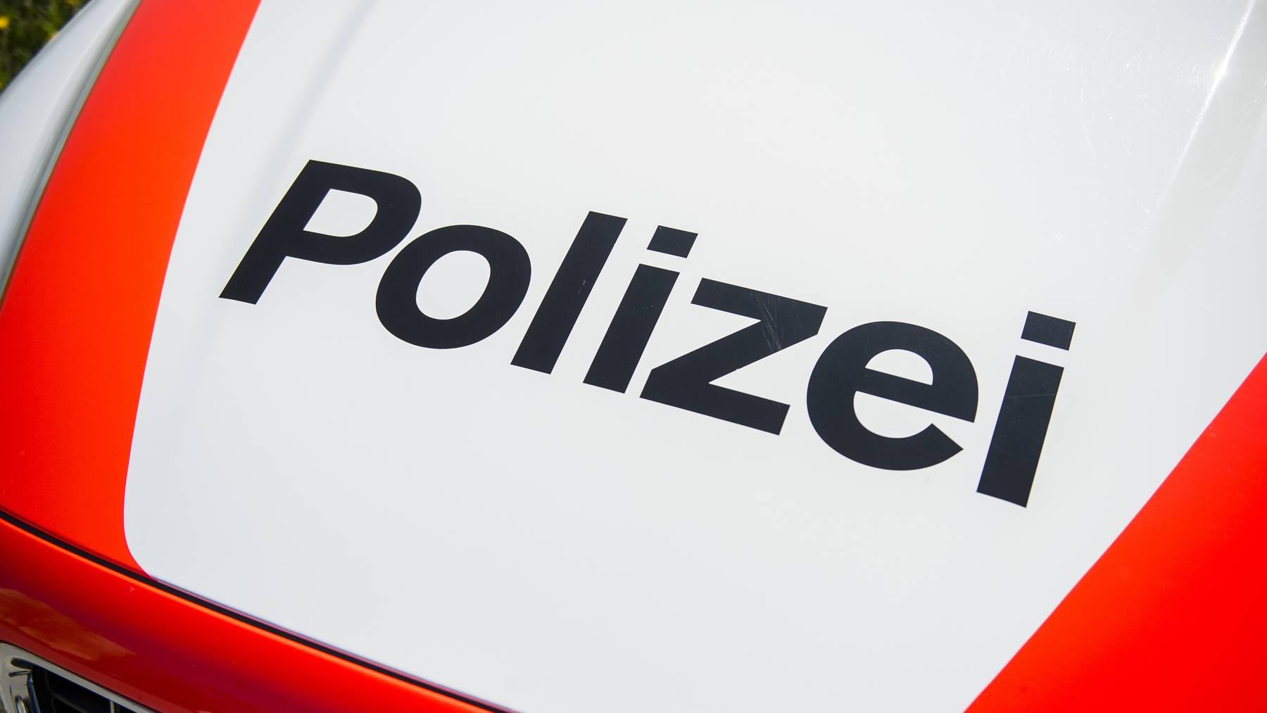 Polizei Thurgau Symbolbild