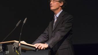Walter Stoffel anlässlich des FIFF 2014