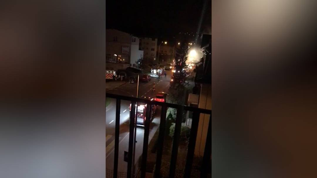 Horw LU: Dachwohnungsbrand fordert zwei Tote