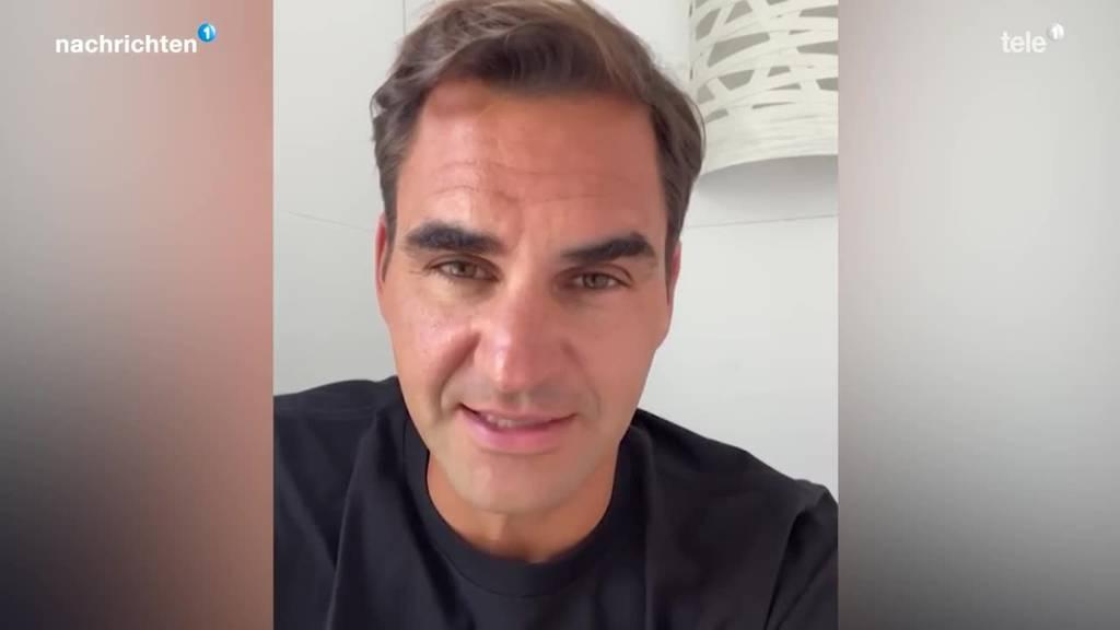 Roger Federer fällt nach Knieoperation für Monate aus