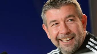 «Wir machen uns schon Komplimente», sagt FCB-Trainer Urs Fischer.