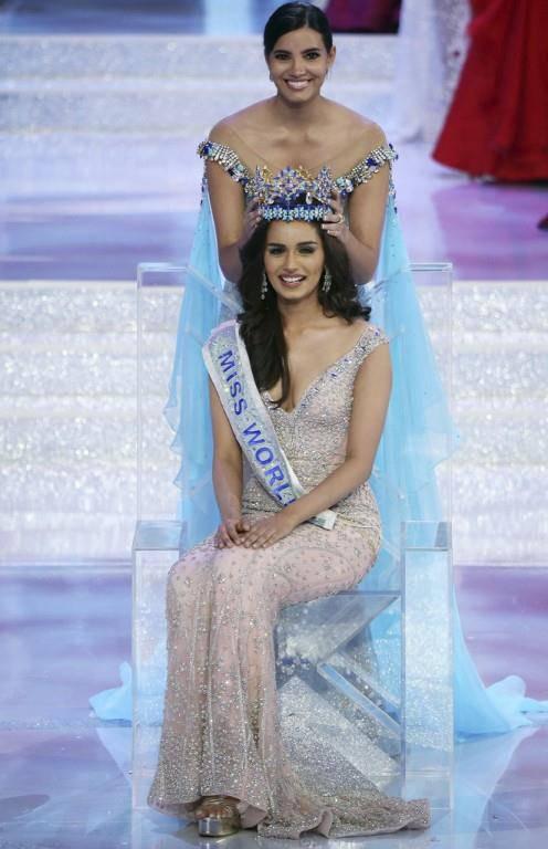 Miss World Wahl (© Keystone/AP)