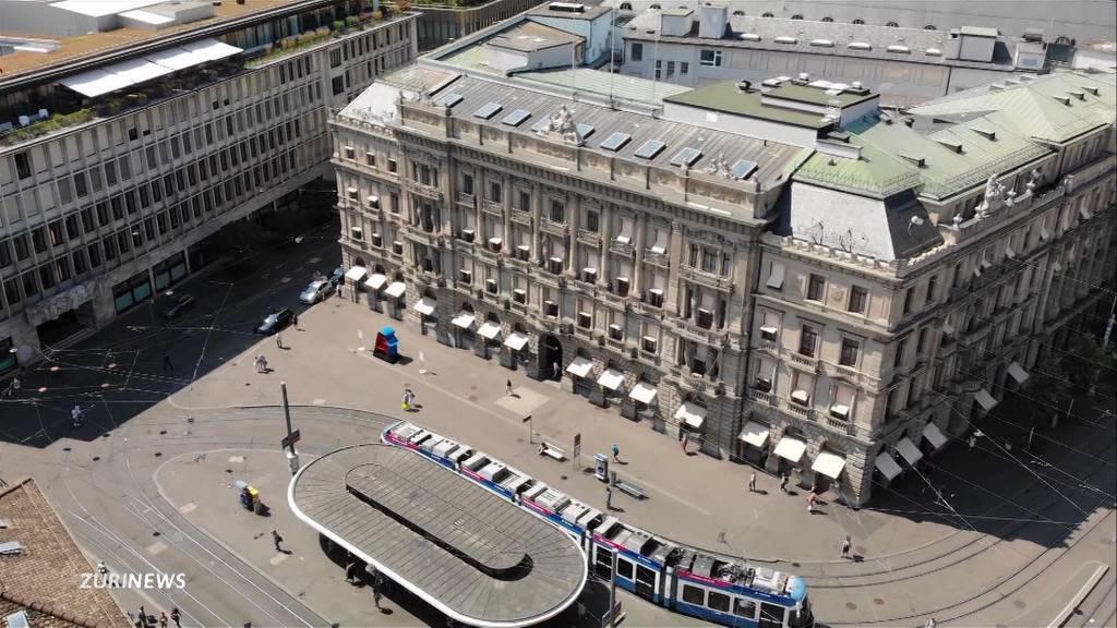 Beschattungen bei der Credit Suisse: Sicherheitschef fristlos entlassen