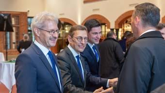 Apéro 125 Jahre Aargauischer Gewerbeverband