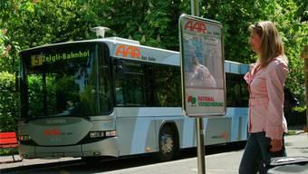 Nicht nur die Fahrgäste der Busbetrieb Aarau AG, sondern auch die Aktionäre sollen profitieren.
