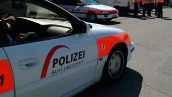 Die Polizei Basel-Landschaft (Archivbild).
