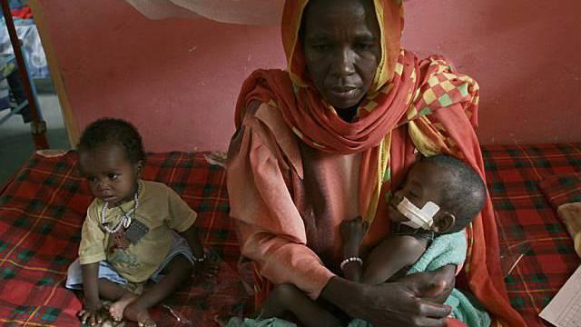 Die UNICEF sorgt sich um Kinder am Horn von Afrika