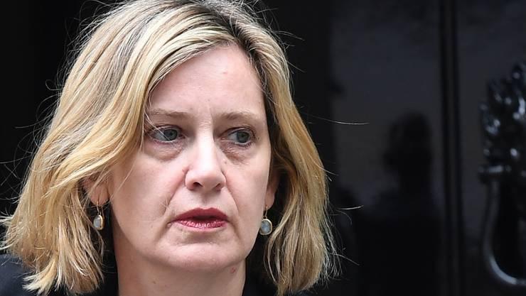 Hat genug von Boris Johnson und schmeisst hin: die bisherige britische Arbeitsministerin Amber Rudd.