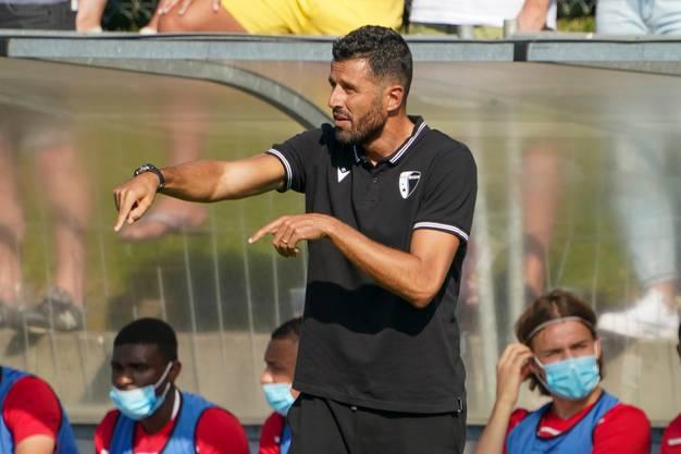 Der neue Trainer des FC Sion: Fabio Grosso.