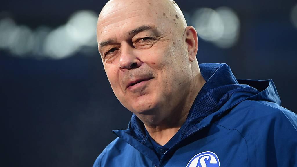 Mit Mut gegen die Krise: Christian Gross hofft im Heimspiel gegen Hoffenheim auf die Wende