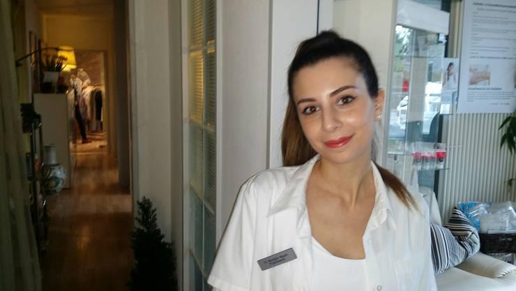 Eine weitere  Lernende aus dem Bodyline hat die Prüfung zur eidg. geprüften EFZ Kosmetikerin bestanden. Herzliche Gratulation Michelle!
