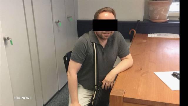 """""""Huren-Heiko"""" schwänzt Gericht"""