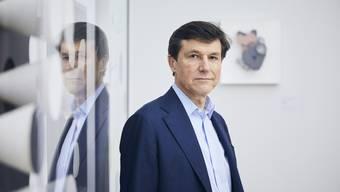 Von der Grosszügigkeit der Basler beeindruckt: Kunstmuseumsdirektor Josef Helfenstein. (Archivbild)