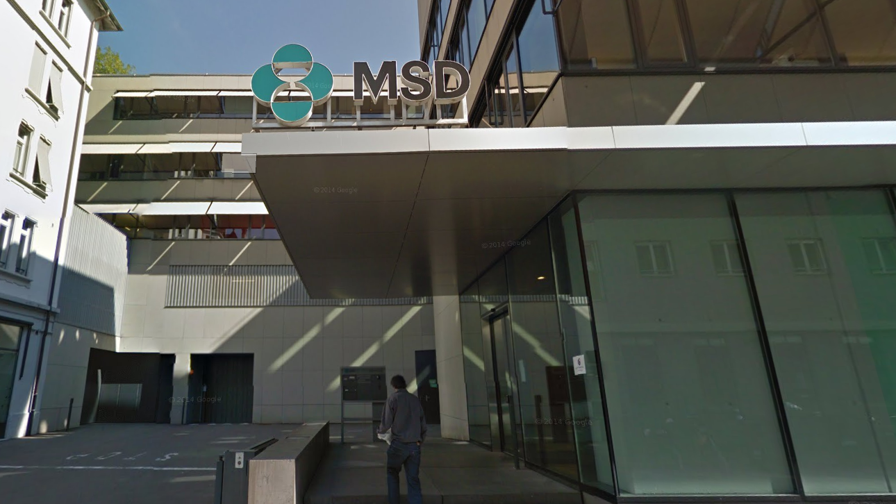 US-Pharmariese MSD gehört zu den grössten privaten Arbeitgebern der Zentralschweiz.