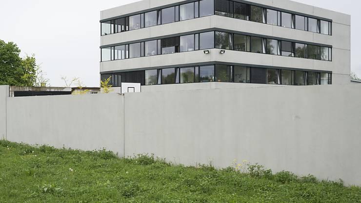 Das Bundesasylzentrum in Kreuzlingen.