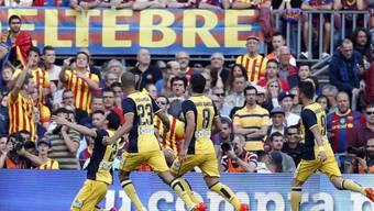 Atletico Madrid holt sich den Meistertitel