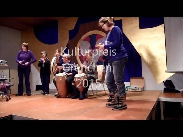 Kulturpreisverleihung Grenchen  2015
