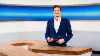 Dominik Meier wird das neue Gesicht der «Rundschau».