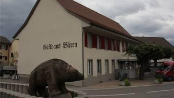 Neu führt der Genossenschaftsvorstand das Gasthaus Bären in Veltheim.